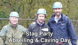 stag party outdoor activity