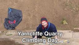 Yarncliffe Quarry Climbing