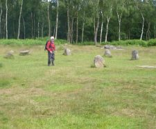 The nine Ladies Stone circle