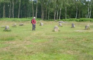 walks in the Peak District - 9 Ladies Stone Circle