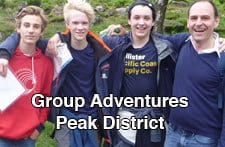 Group Adventure Peak District