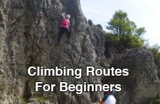 Climbing Routes For Beginners